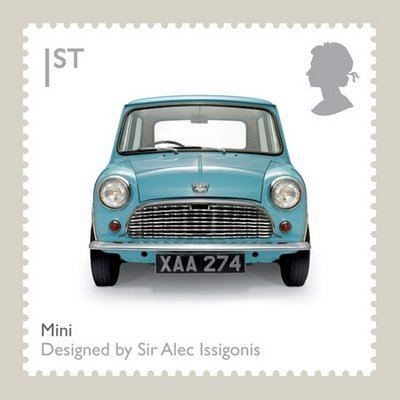 Alec Issigonis The Mini a British classic designed by Sir Alec Issigonis who was