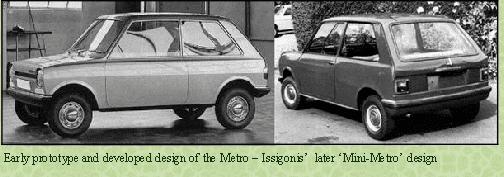 Alec Issigonis Alec Issigonis and the Austin Mini A Design Icon Designers