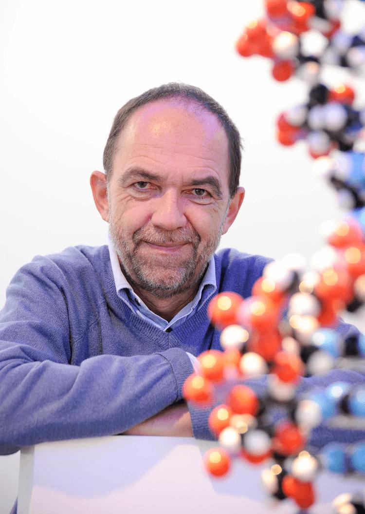 Alec Jeffreys DNA fingerprinting series a tribute to Professor Sir Alec
