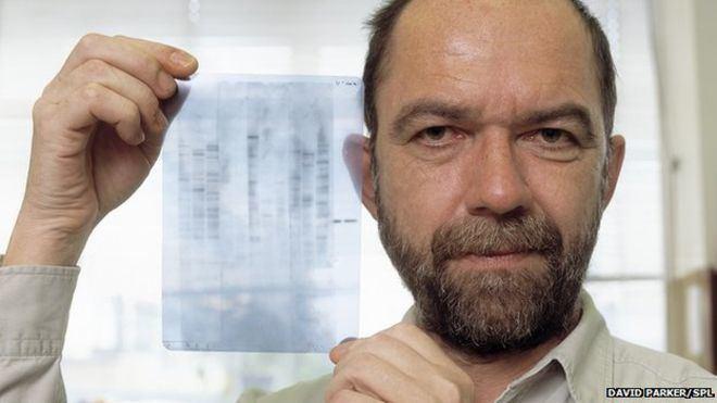 Alec Jeffreys DNA fingerprinting pioneer honoured by Royal Society BBC