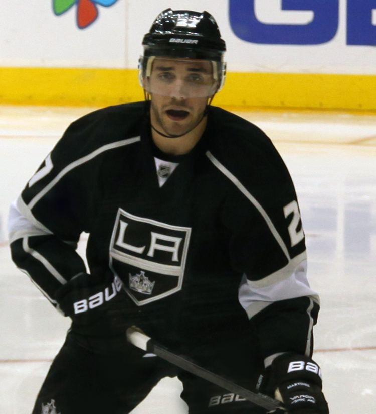 Alec Martinez httpsuploadwikimediaorgwikipediacommons88