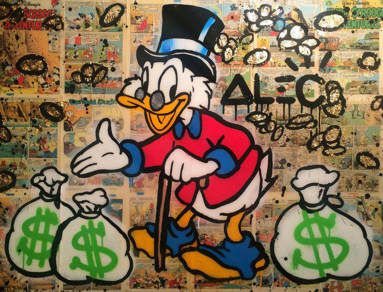 Alec Monopoly Alec Monopoly Gambles in Hong Kong Art Scene