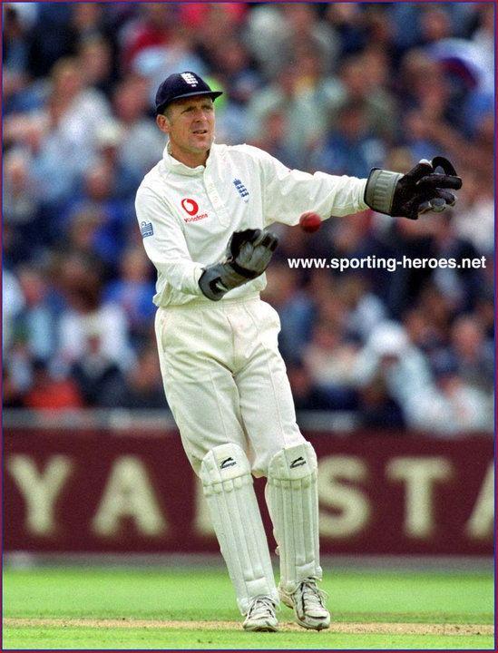 Alec Stewart Test Record v India England