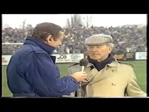 Alec Stock QPR and Yeovil Town legend Alec Stock interviewed in January 1988