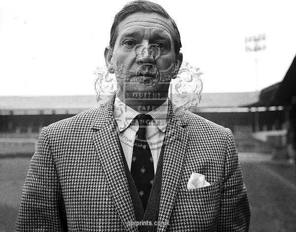 Alec Stock Alec Stock Queens Park Rangers new manager Football League