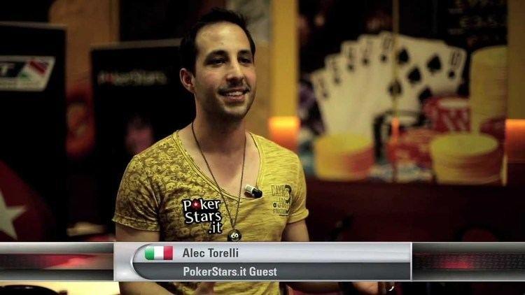 Alec Torelli L39Italia di Alec Torelli amore e poker PokerStarsit