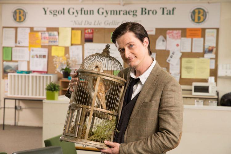 Aled Pugh Aled Pugh joins the staff in Ysgol Bro Taf S4C Caban