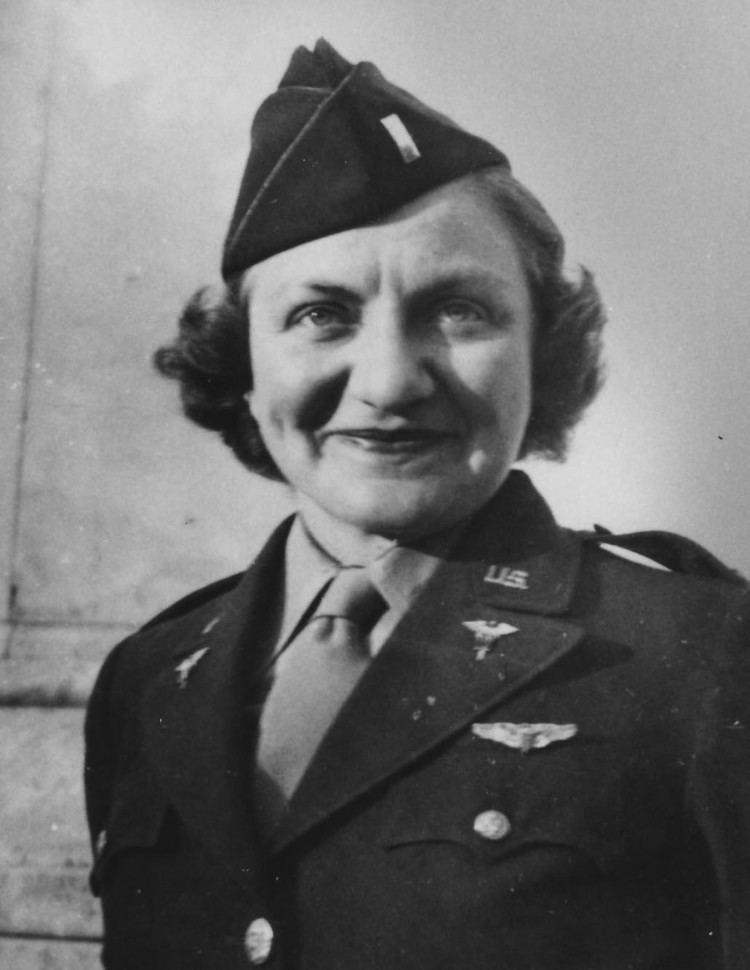 Aleda E. Lutz 1st Lt Aleda E Lutz National Museum of the US Air Force Display