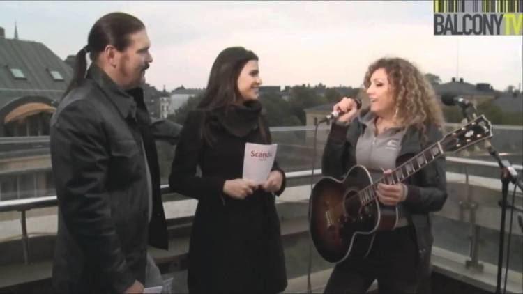 Aleena Gibson ALEENA GIBSON BalconyTV YouTube