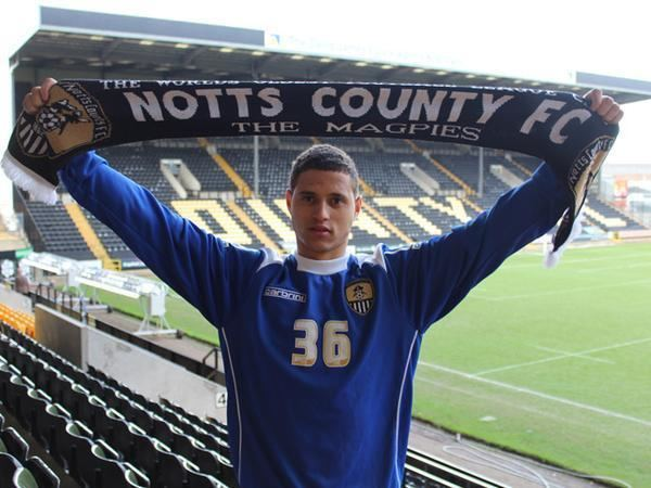 Alefe Santos Full Contact client Alefe Santos joins Notts County on loan