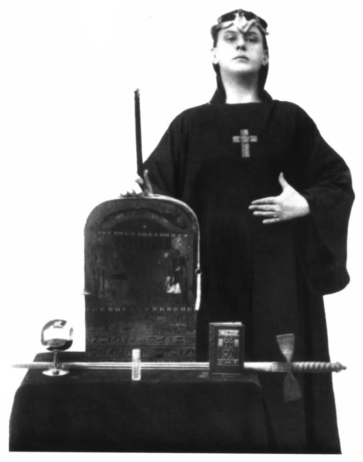 Aleister Crowley Aleister Crowley Wikipedia the free encyclopedia