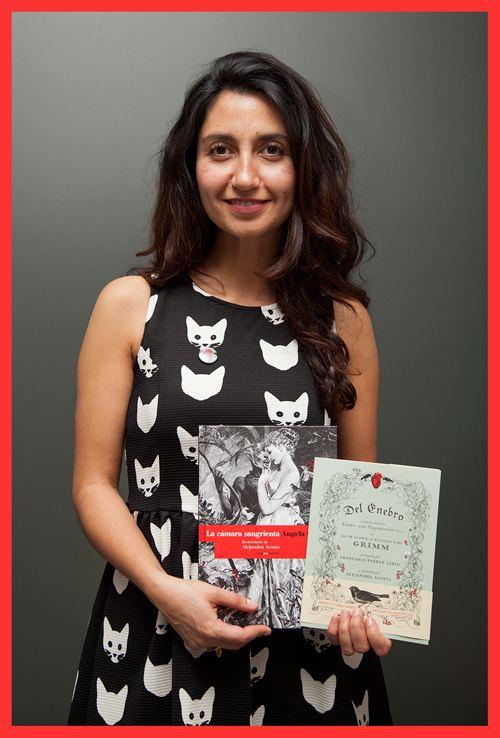 Alejandra Acosta Entrevista a Alejandra Acosta ilustradora