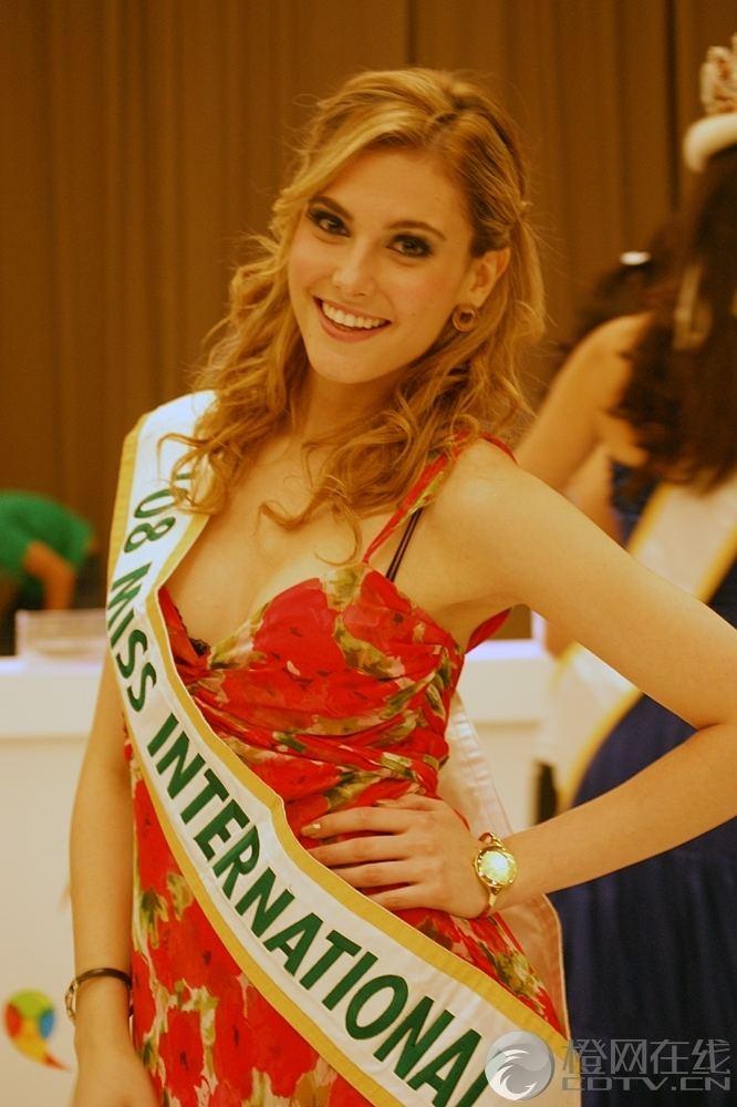 Alejandra Andreu Latest photos of Alejandra AndreuMiss international 2008