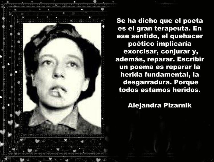 Alejandra Pizarnik Alejandra Pizarnik por siempre Fannyjemwongs Blog