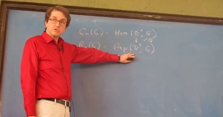 Alejandro Adem Interview with a mathematician Alejandro Adem The Intrepid