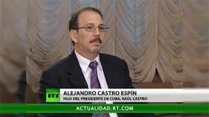 Alejandro Castro Espín Alejandro Castro Espn Cuba Will Never Return to Capitalism