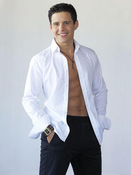 Alejandro Chaban Alejandro Chaban Male Celeb Bio amp Pictures