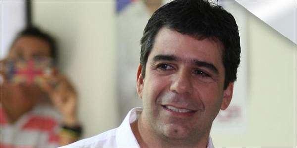 Alejandro Char Chaljub Alejandro Char Chalj candidato alcalda de Barranquilla