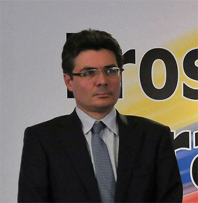 Alejandro Gaviria Uribe Minister