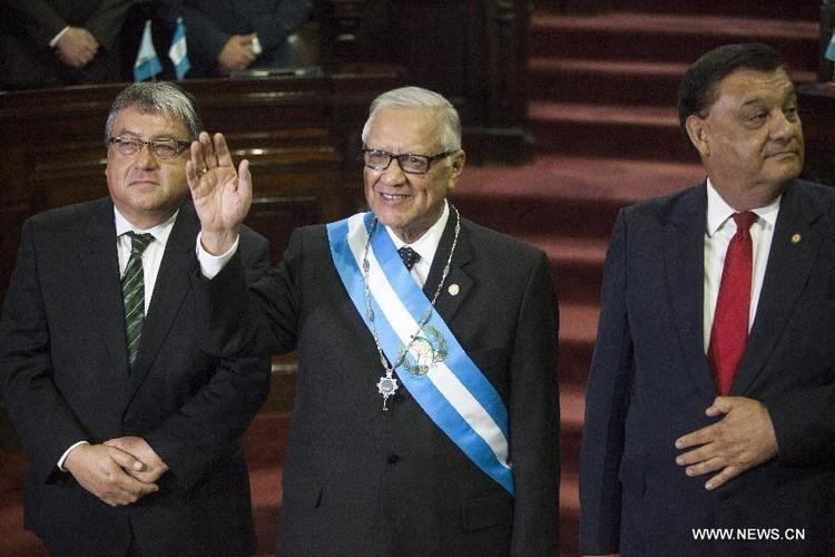 Alejandro Maldonado Profile Guatemalas new president Alejandro Maldonado Aguirre