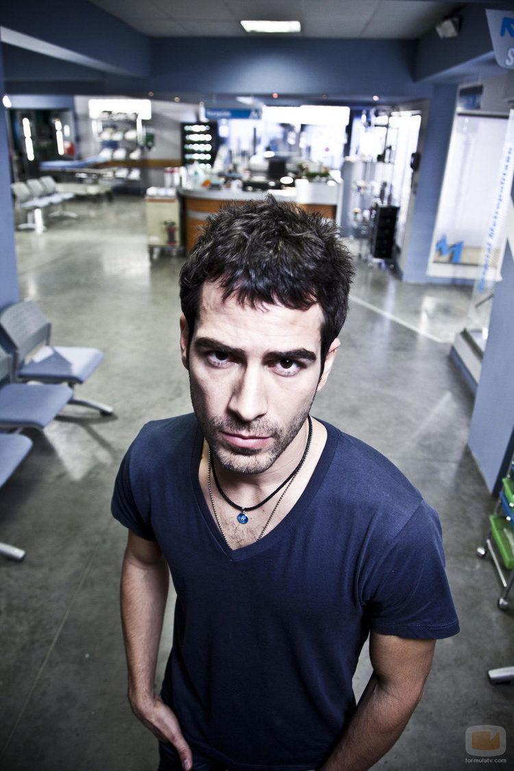 Alejandro Tous Imagen de Alejandro Tous en 39Mentes en shock39 Fotos