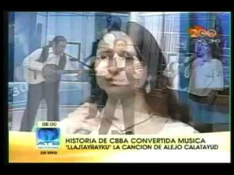 Alejo Calatayud Ricky Ricn Alejo Calatayud Llaytayrayku YouTube