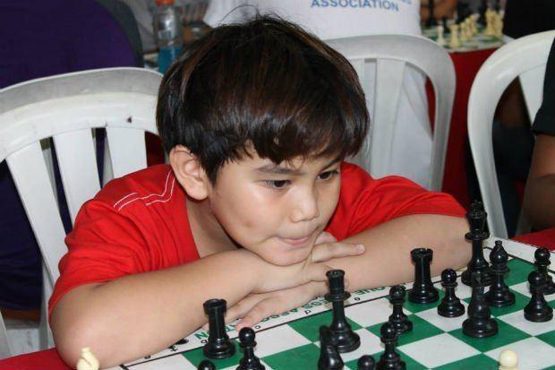 Alekhine Nouri 8yearold PH chess prodigy gets worldclass training in