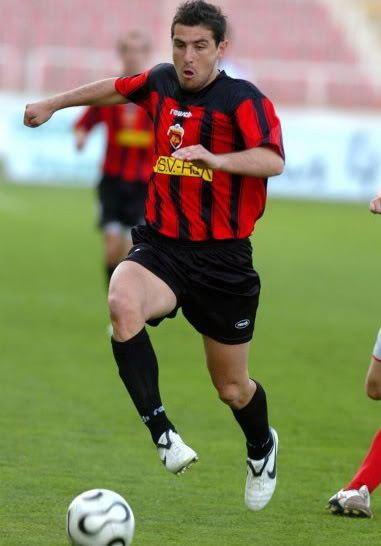 Aleksandar Bajevski Macedonian Football com Makedonski Fudbal com