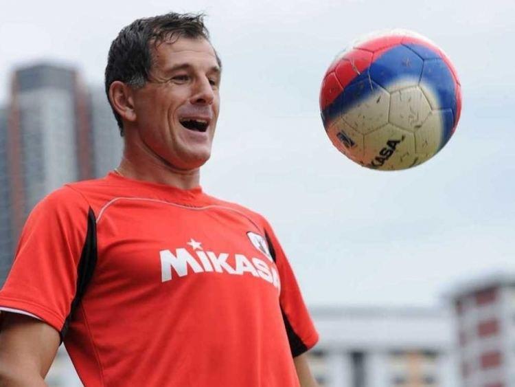 Aleksandar Duric WorldLeading GoalMachine Aleksandar Duric Quits at 44