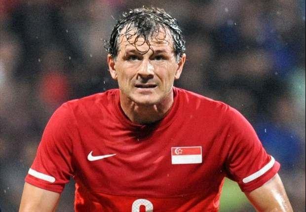 Aleksandar Duric Singapore news today VALENCIA FC WANTS SINGAPORE STRIKER