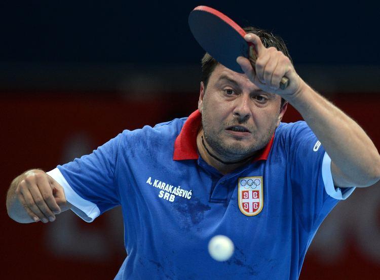 Aleksandar Karakasevic Table Tennis Planet Nightmare for defenders Aleksandar