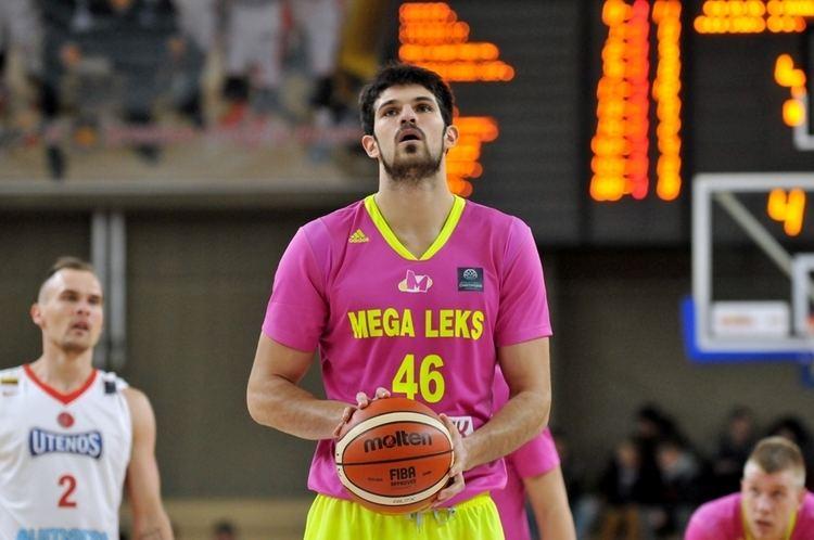 Aleksandar Marelja Aleksandar MARELJA SRBs profile Basketball Champions League