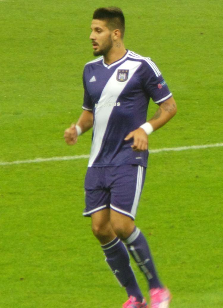 Aleksandar Mitrovic (footballer) Aleksandar Mitrovi footballer Wikipedia the free