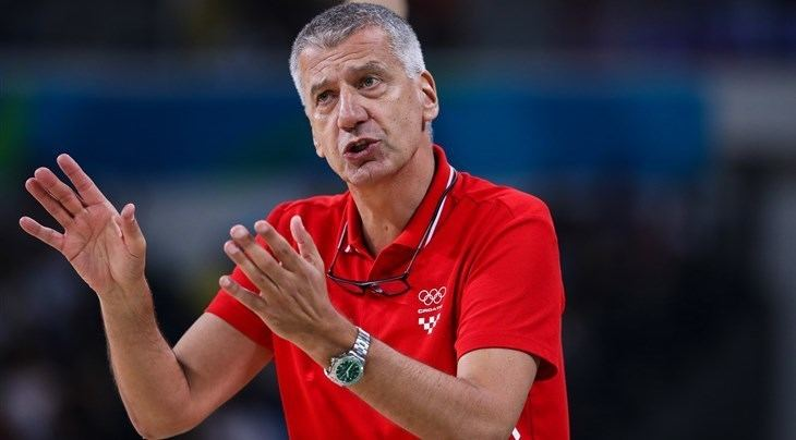 Aleksandar Petrović (basketball) Aco Petrovic to coach Croatia again FIBA EuroBasket 2017 FIBA