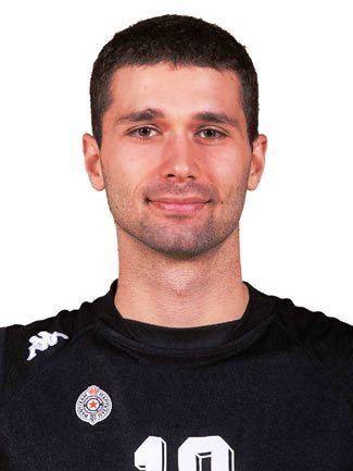 Aleksandar Rasic Aleksandar RasicPartizan