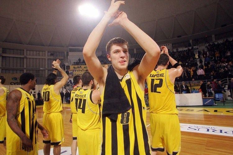 Aleksandar Vezenkov Mario Herzonja and Aleksandar Vezenkov 2015 NBA Draft