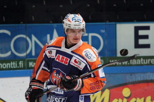 Aleksander Barkov, Jr. Hockey Busts Aleksander Barkov Scouting Profile