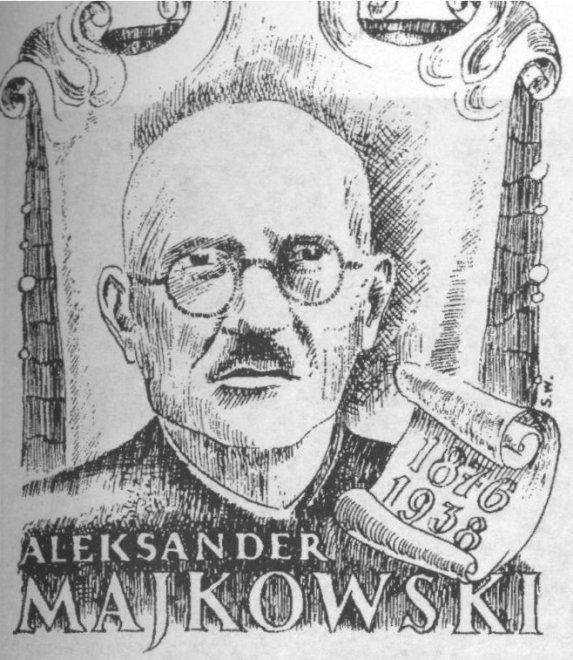 Aleksander Majkowski szkolnastrona ZS w Nowej Karczmie O szkole