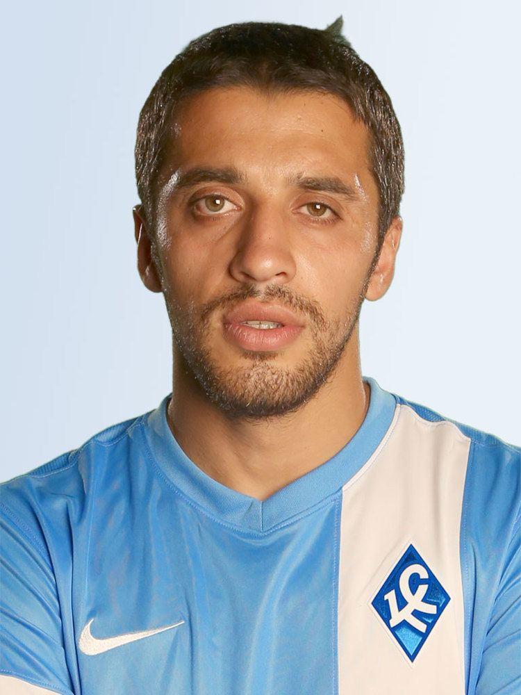 Aleksandr Amisulashvili PFC Krylia Sovetov Samara The Official Website