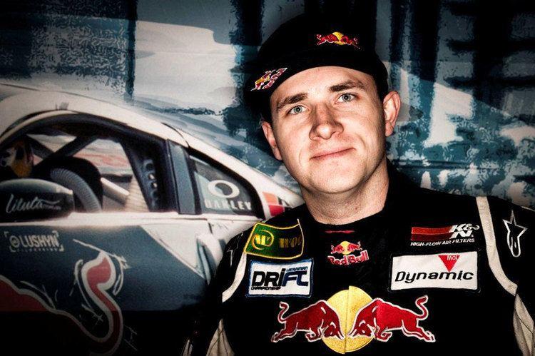 Aleksandr Grinchuk Ukraine Drift King Aleksandr Grinchuk Supports Red Bull Kart Fight