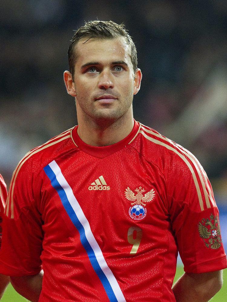 Aleksandr Kerzhakov Aleksandr Kerzhakov Russia The 19 Hottest Players in