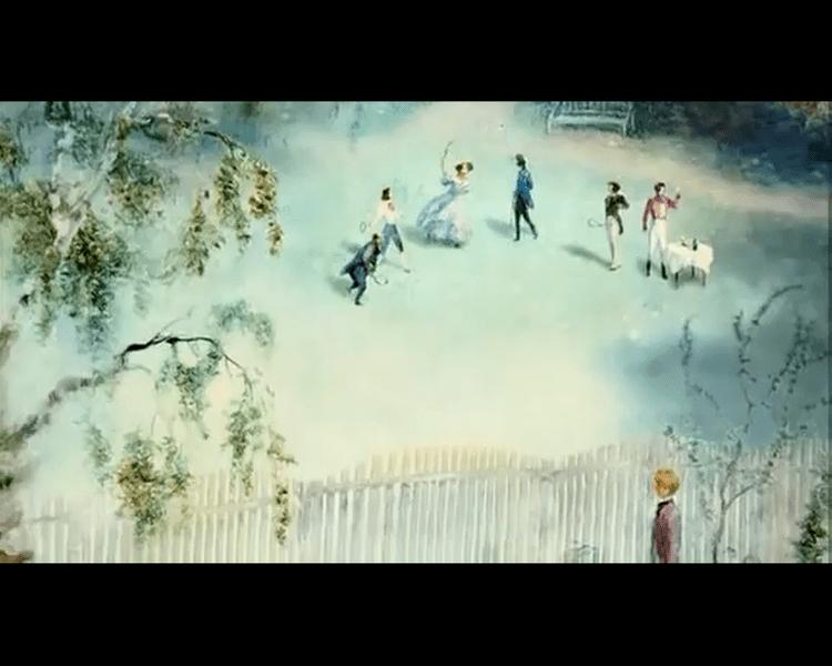 Aleksandr Petrov (animator) Stop Frame Animation Alexander Petrov