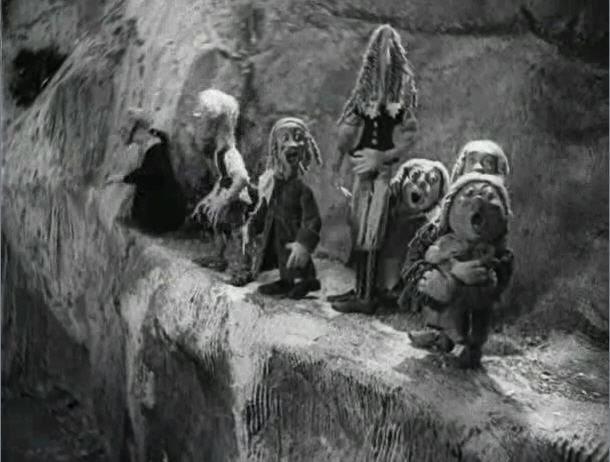 Aleksandr Ptushko FILMOTECA HAWKMENBLUES Novyy Gulliver Aleksandr Ptushko
