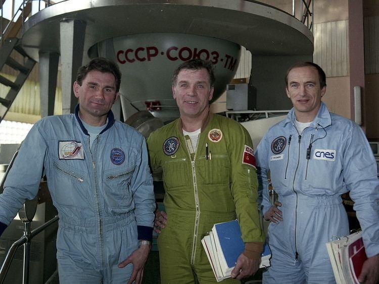 Aleksandr Serebrov FourTime Russian Cosmonaut Aleksandr Serebrov Dies at Age