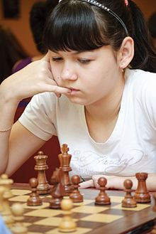 Aleksandra Goryachkina Aleksandra Goryachkina Wikipedia the free encyclopedia