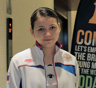 Aleksandra Goryachkina World Junior 1011 Goryachkina and Wei Yi lead Chess News