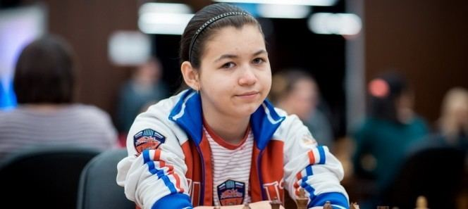 Aleksandra Goryachkina Aleksandra Goryachkina It is easier for me to play when