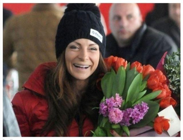 Aleksandra Zhekova Bulgaria39s Aleksandra Zhekova Wins Gold in Winter