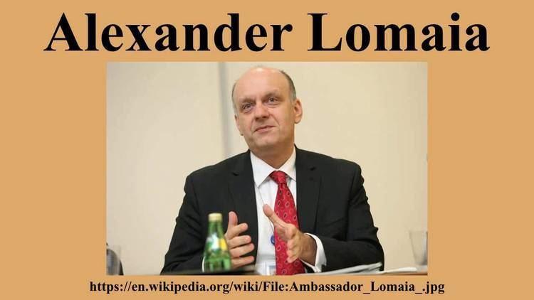 Alexander Lomaia Alexander Lomaia YouTube