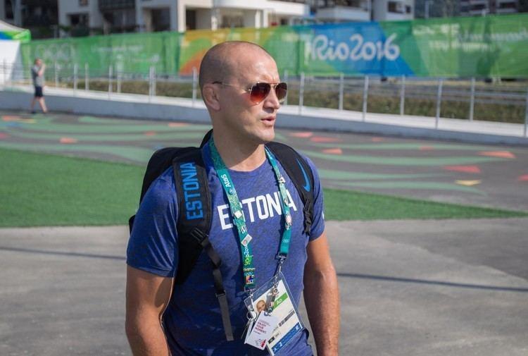 Aleksei Budõlin Asjaolud langesid kokku Aleksei Budlin asub veitsi judokoondise